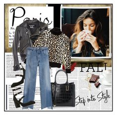 """""""FallGetAway - Paris"""" by stylemeup-649 ❤ liked on Polyvore featuring Kate Spade, Junya Watanabe, Vetements, Lanvin and Sur La Table"""