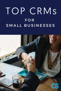 Your ability to organize information efficiently and effectively is often the difference between your business succeeding and failing. We've curated a list of the most recommended CRMs for small businesses and startups. Crm Tools, Crm System, Customer Relationship Management, Good Customer Service, Priorities, Small Businesses, Amanda, Relationships, Branding