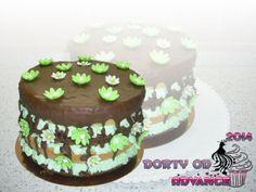 polonahý dort ke dni matek