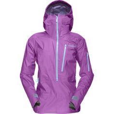 Norrøna Lofoten Gore-Tex Active Anorak Jacket - Women's | Backcountry.com