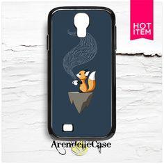 Little Fox Tea Samsung Galaxy S4 Case