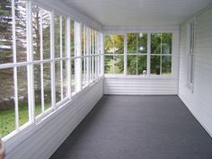 enclosed front porch ideas - Google Search