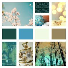 Monday Mood Board by Come on Get Crafty