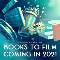 Every 2021 Book to Movie & TV Series Adaptation - The Bibliofile Sword Of Destiny, New Movies Coming Out, The Last Wish, Cinema Ticket, Liane Moriarty, A Discovery Of Witches, Perfect Strangers, Movie Releases, Book Tv