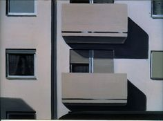 EBERHARD HAVEKOST Geist 6, B08, 2008 Oil on canvas 35 1/2 x 27 1/2 inches Courtesy Anton Kern Gallery, New York
