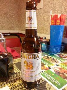 Thai beer♥