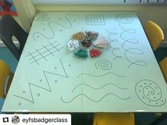 Diy Crafts - -Repost eyfsbadgerclass with make_repost ・・・ One of today's enhanced provision activities, is to work on fine motor skills and explore Motor Skills Activities, Montessori Activities, Preschool Learning, Classroom Activities, Fine Motor Skills, Learning Activities, Preschool Activities, Teaching, Play Based Learning