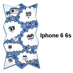 candies キャンディーズ かずはりんぬ mokumoku chan iphone 6 6s case iphone6s ケース オシャレ おもしろ シリコン おしゃれ アイフォン シックス エス カバー iphone6s もくもくちゃん かわいい iphone6sケース コラボ iphone6ケース アイホン6sケース ブランド