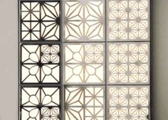 Japanese Craftsmanship Gets an Update in These OLED Patterned Tiles,© Fresh Jones