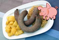 Nejoblíbenější kompot? Utopenci! Máme recept na ty nejlepší – Hobbymanie.tv Food To Make, Sausage, Meat, Tv, Ferrero Rocher, Sausages, Television Set, Television, Chinese Sausage