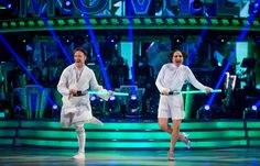 Strictly Come Dancing 2015 - Kellie and Kevin - Week 3