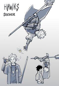 Boko No Hero Academia, My Hero Academia Shouto, Hero Academia Characters, Hogwarts, Yuri, Villain Deku, Anime Crossover, Chica Anime Manga, Cute Comics
