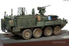 MMZ - M1135 Stryker NBC RV
