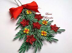 quilling my passion: Ornament pentru Craciun Quilling Christmas, Diy Christmas Cards, Christmas Paper, Christmas Crafts, Christmas Ornaments, Christmas Images, Angel Ornaments, Christmas 2017, Christmas Tree