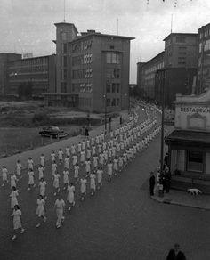 Sportoptocht 1949