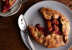 Plum Galette with a Whole-Wheat Crust, a recipe on Food52