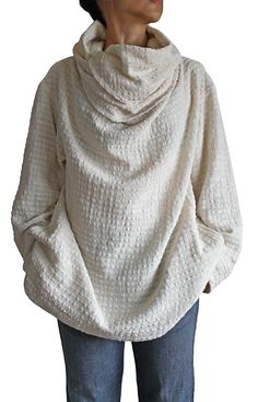 '2 X 4' with the cowl made high to form a hood