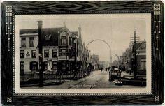 Gorredijk - Groet uit Gorredijk - poststempel 1912 - Uitg. G.L. v.d. Zwaag