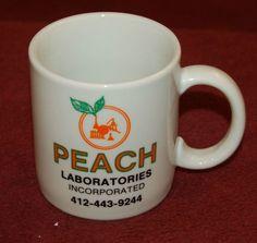 Peach Laboratories Incorporated. 412-443-9244
