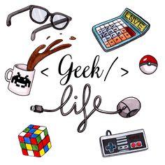 Pochette Surprise Geek Life - 29,90€ | 39,90€ Une box geek fun pour les adultes !