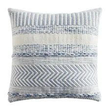 Farmhouse Stripe 18 With mineral-inspired hues, contrasting stripes and all-weather durability, our outdoor throw pillow brings farmhouse vibes to patios and porches. Best Pillow, Perfect Pillow, Outdoor Throw Pillows, Accent Pillows, Black Pillows, Light Blue Throw Pillows, Blue Throws, Decorative Pillow Covers, Blue Decorative Pillows