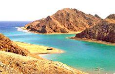 @DusitCairo Egypt, desert of Sinai, the Fjord, near Taba, at the shores of the Red Sea #DusitDreamHoliday