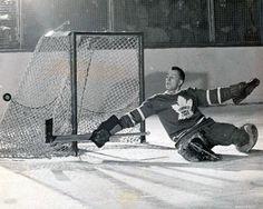 Al Rollins - Toronto Women's Hockey, Hockey Games, Toronto Maple Leafs, Photo Hosting, Montreal, Nhl, Team Logo, Sporty, The Originals