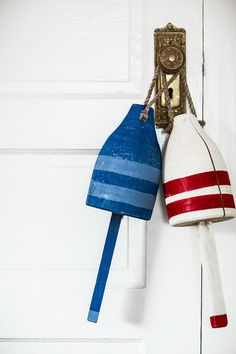 Red, White & Blue Coastal Living