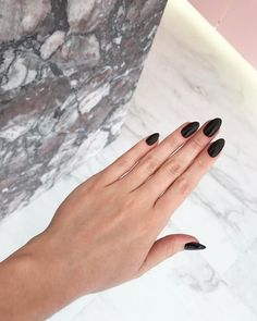 """5,854 Likes, 20 Comments - Laura Matuszczyk (@horkruks) on Instagram: """"Black as midnight on a moonless night ☕️ @indigonails Espresso (deep brown) by beautiful…"""""""