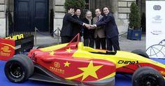 Leonardo DiCaprio and Other Big Names Back Electric Car Racing