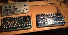 Din Sync Announces Hardcore Roland TB-303 Replica - The RE-303 Bassline Synthesizer