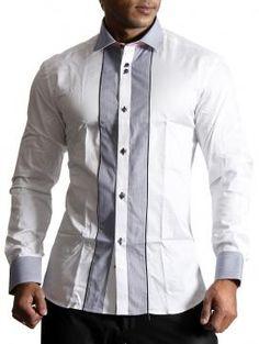 Xposed Formal Shirt