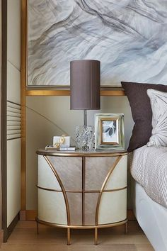 Modern nightstand for your beedrom | www.bocadolobo.com #bocadolobo #luxuryfurniture #exclusivedesign #interiodesign #designideas #nightstandsideas #nightstand #masterbedroom #bedroom #homedecor