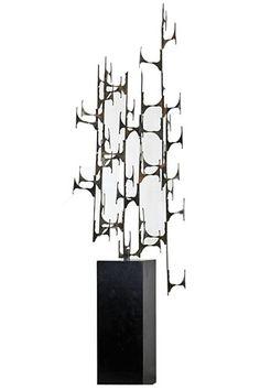 Vintage Brutalist Sculpture