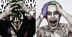From Slipknot To Captain Boomering (And Back Again): Meet The Suicide Squad | Feature via @empiremagazine