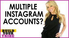 Multiple Instagram Accounts For Business — Chalene Johnson