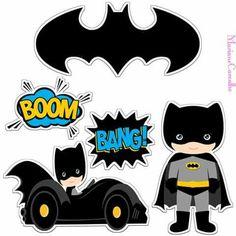 Topo Batman fofo Batman Birthday, Batman Party, Superhero Birthday Party, Birthday Party Themes, Boy Birthday, Superhero Cake, Birthday Cakes, Baby Batman, Lego Batman