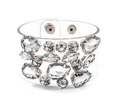 Ah!  I absolutely love this!!  Sadie Bracelet in Crystal Clear on Emma Stine Limited