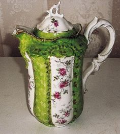 Chocolate Pot | What's It Worth? | Antique Appraisal — Country Woman Magazine