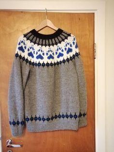 Villmarksgenseren (The Wilderness Sweater) Wool, Knitting, Pattern, Sweaters, Design, Fashion, Threading, Moda, Tricot