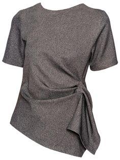 3ad7d5dcb asos origami t-shirt Captura Le