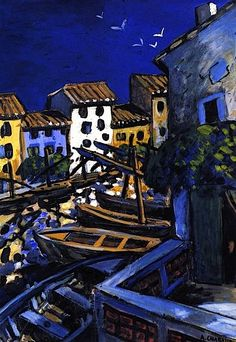 bofransson:  Auguste Chabaud - Martigues