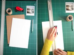 Make your own Picture Frames!