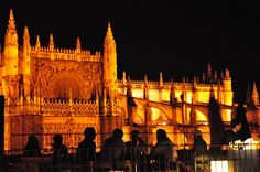 Catedral de Sevilla   Tapas con Arte