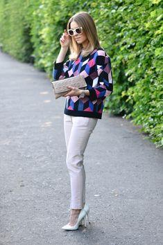 Rhombus sweater | Make Life Easier