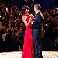 """May I Have This Dance?"" Barack Obama 