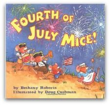 4th of July Books, Crafts,Recipes and Printables for Preschool and Kindergarten