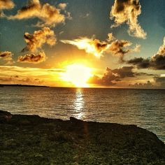Sunset at Viceroy Anguilla #paradise
