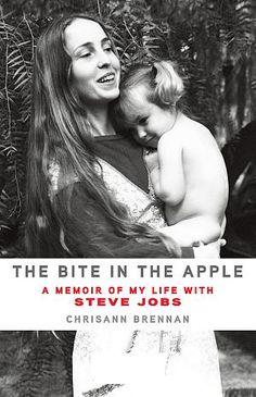 """""""Der Biss in den Apfel: Memoiren aus meinem Leben mit Steve Jobs"""" (englischer Originaltitel: """"The Bite in the Apple: A Memoir of my life with Steve Jobs""""), St. martins Press, VÖ: 29. Oktober"""