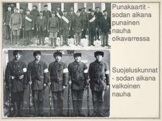 Suomen sisällissota.